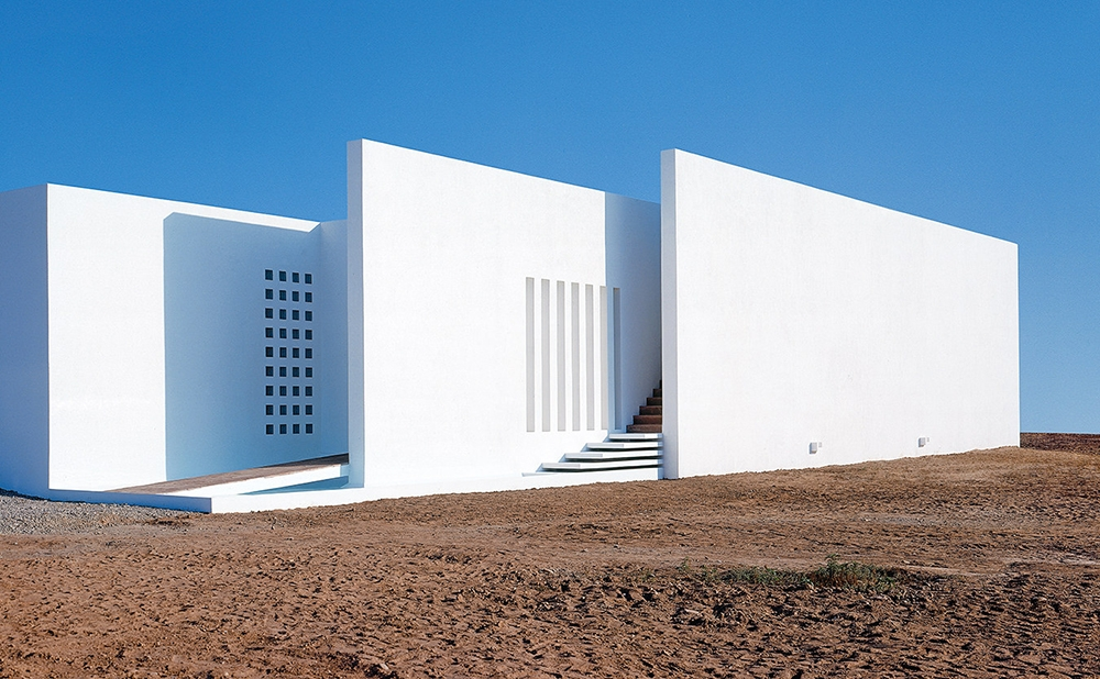 FOBE Home on five acres of land just South of Marrakech