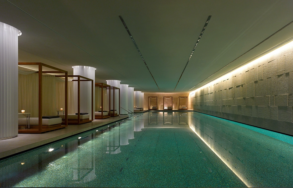 A Fashionable and Luxurious Stay at the Bulgari Hotel London