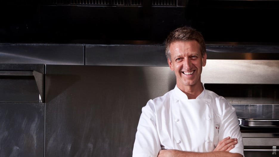 Chef Wolfgang Birk of EPIC Hotel in Miami