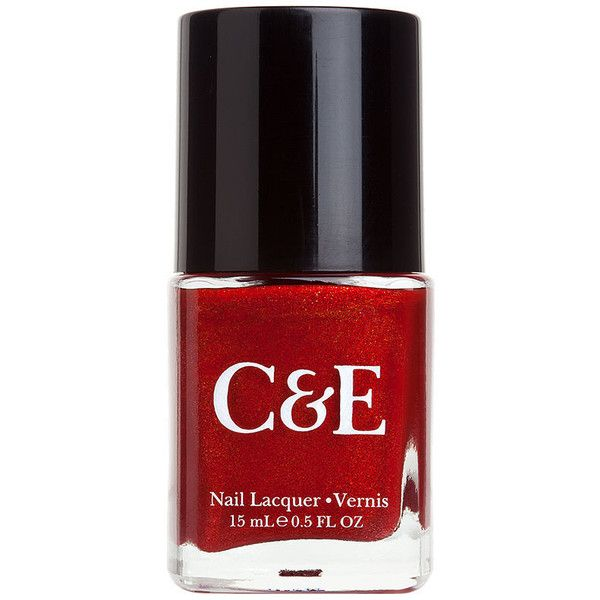 Crabtree & Evelyn, Tomato Nail Lacquer
