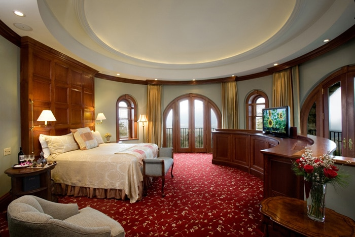 Mohonk Mountain House by Jim Smith Photography in Upscale Living Magazine