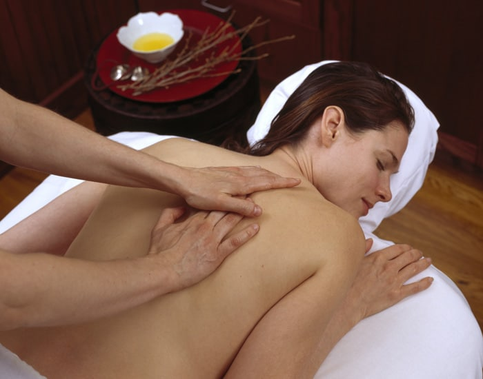 The Mohonk Red Signature Massage - Courtesy of Mohonk Mountain House