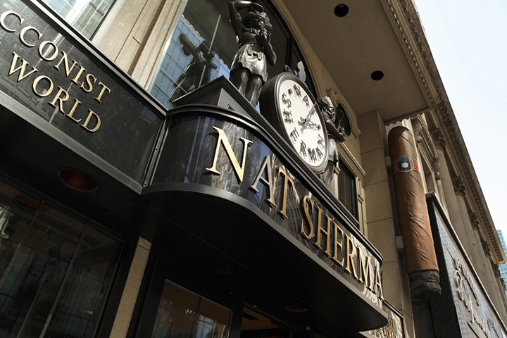 Nat Sherman Townhouse featured in Upscale Living Magazine