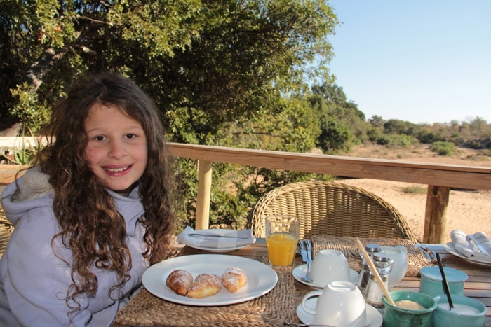 Jodie Ramackers at Thornby Game Reserve
