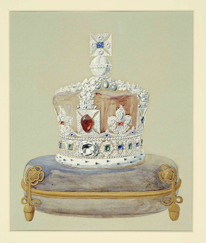Queen Consort Crown for King George V and Queen Mary
