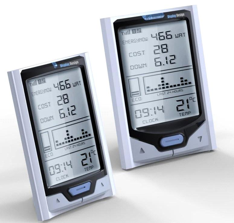 wireless energy monitoring application