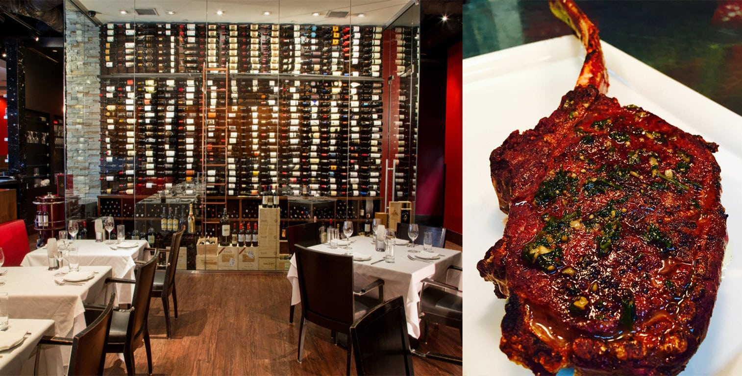 Red, The Steakhouse Restaurant, Miami Spice