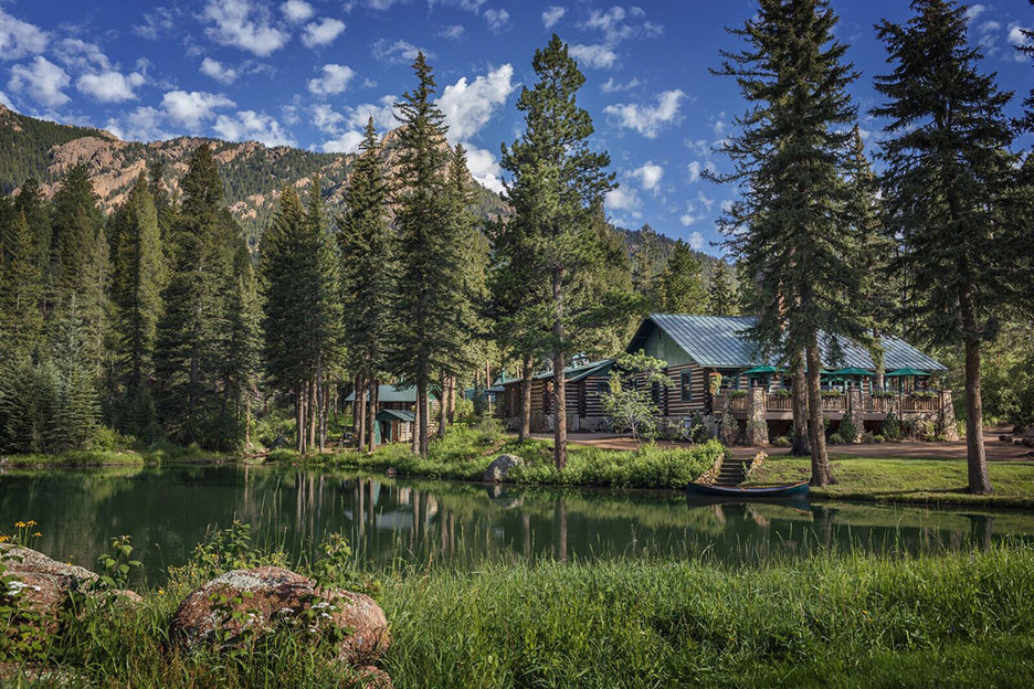 The Ranch at Emerald Valley, The Broadmoor