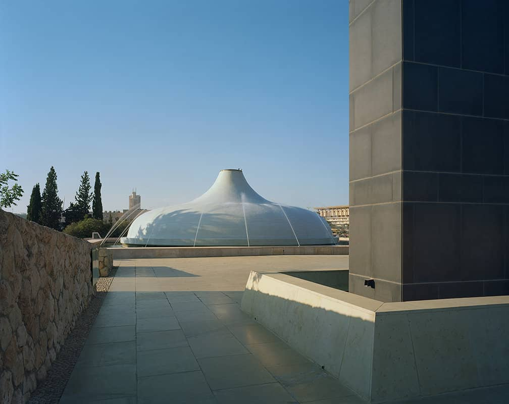 The Shrine of the Book Israel