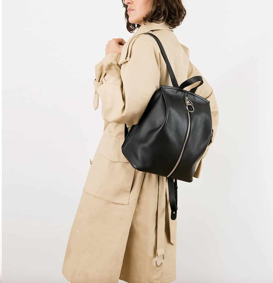 No. 5 Curve Backpack by F E R A L