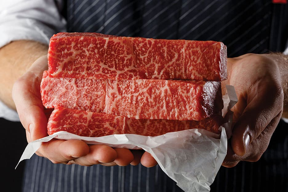 Omaha Steaks' 1917 Collection