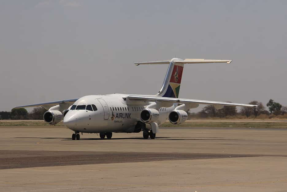 Sable Alley Airlink Avro RJ85