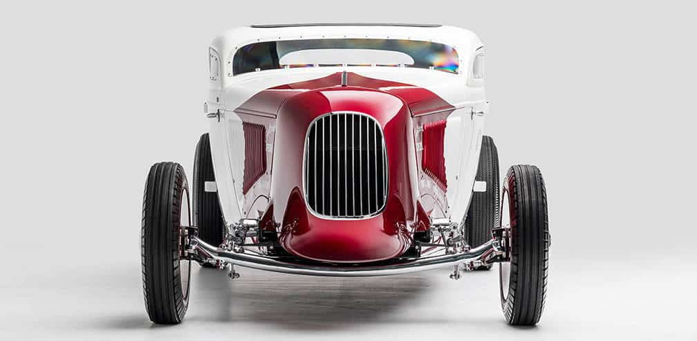 1934 Ford Pierson Brothers Coupe
