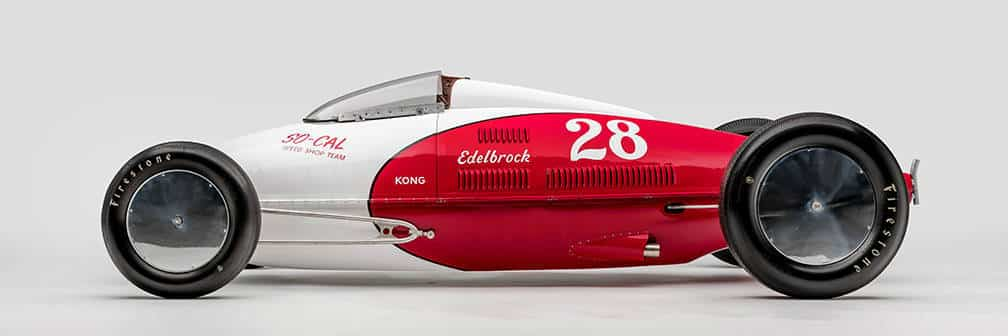 1952 SoCal Speed Shop Special Belly Tank Racer