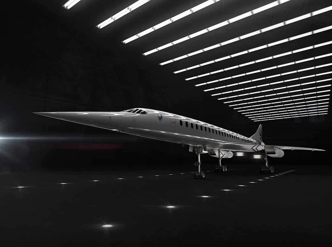 Boom Technology Looks to Make Supersonic Travel the New Norm