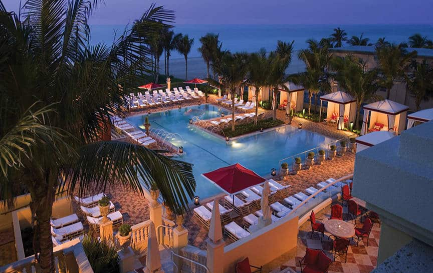 Acqualina Resort & Spa, Sunny Isles Beach, FL is one of the 50 Best Hotels in the United States