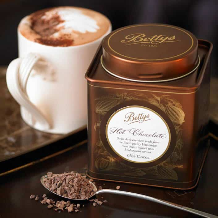 Hot Chocolate Caddy by Betty's
