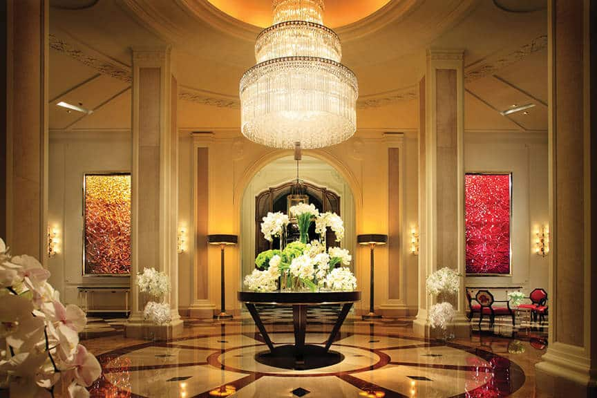 Beverly Wilshire, Beverly Hills, CA is one of the 50 Best Hotels in the United States