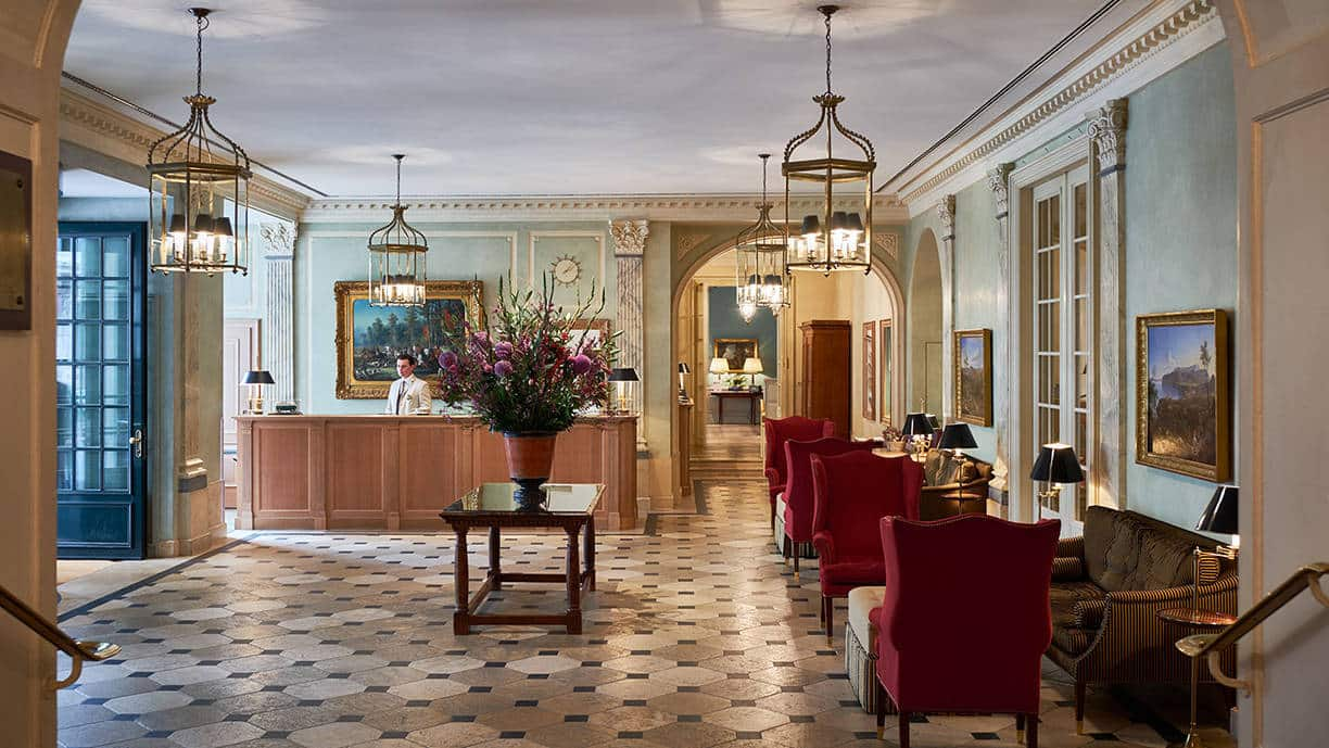 Brenners Park Hotel and Spa. Photo courtesy of Oetker Collection Hotels