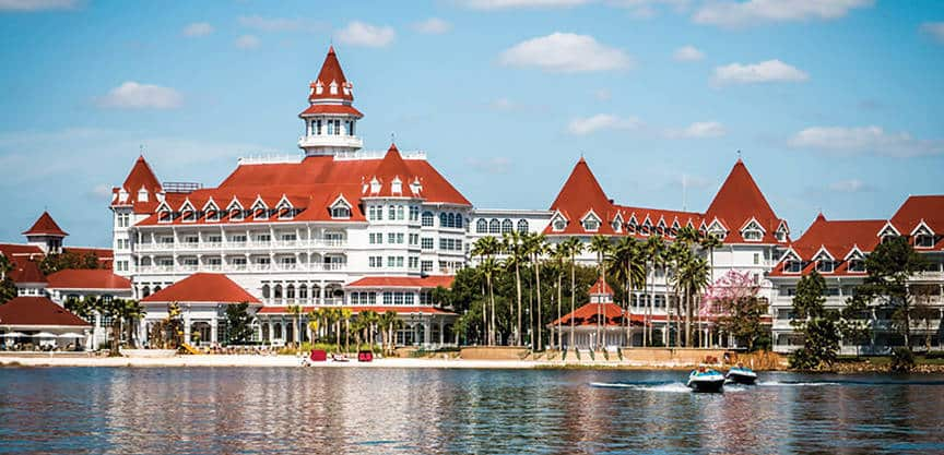 Disney's Grand Floridian Resort & Spa, Bay Lake, FL is one of the 50 Best Hotels in the United States