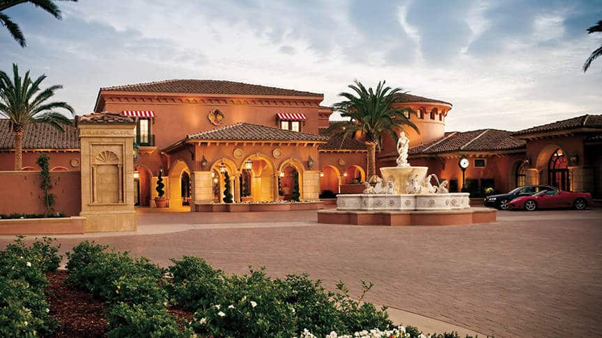 Fairmont Grand Del Mar San Diego, CA is one of the 50 Best Hotels in the United States