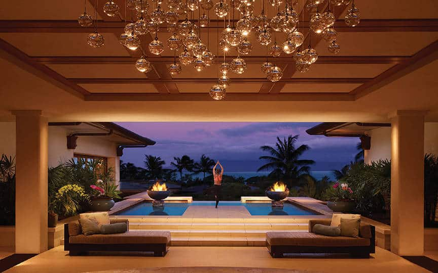 Montage Kapalua Bay hotel in Lahaina, HI is one of the 50 Best Hotels in the United States