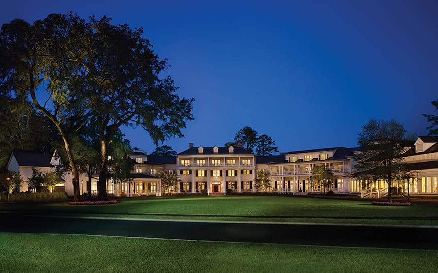 Montage Palmetto Bluff, SC is one of the 50 Best Hotels in the United States