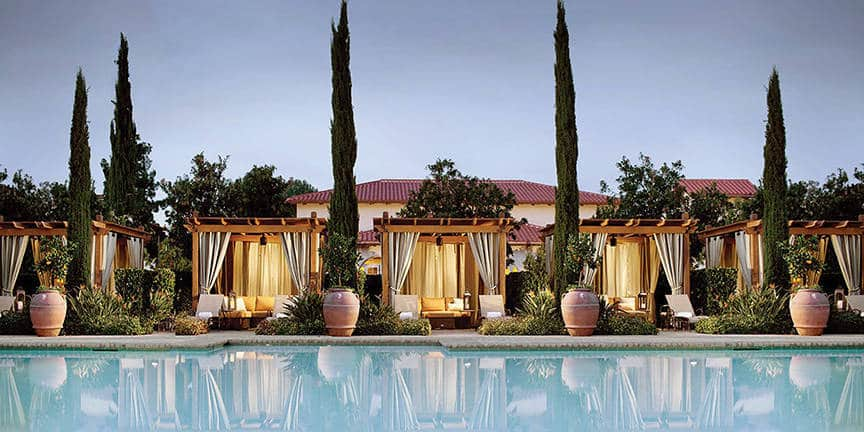 Rancho Bernardo Inn, San Diego, CA is one of the 50 Best Hotels in the United States