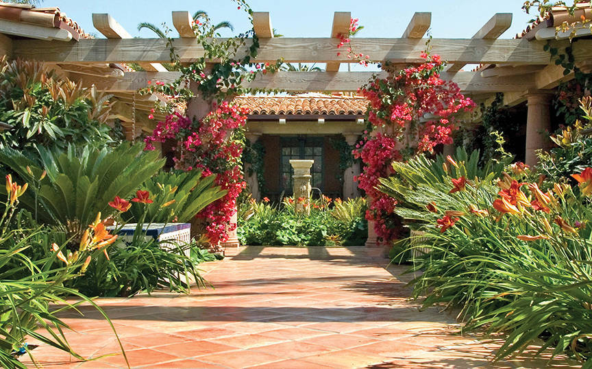 Rancho Valencia Resort & Spa, Rancho Santa Fe, CA is one of the 50 Best Hotels in the United States