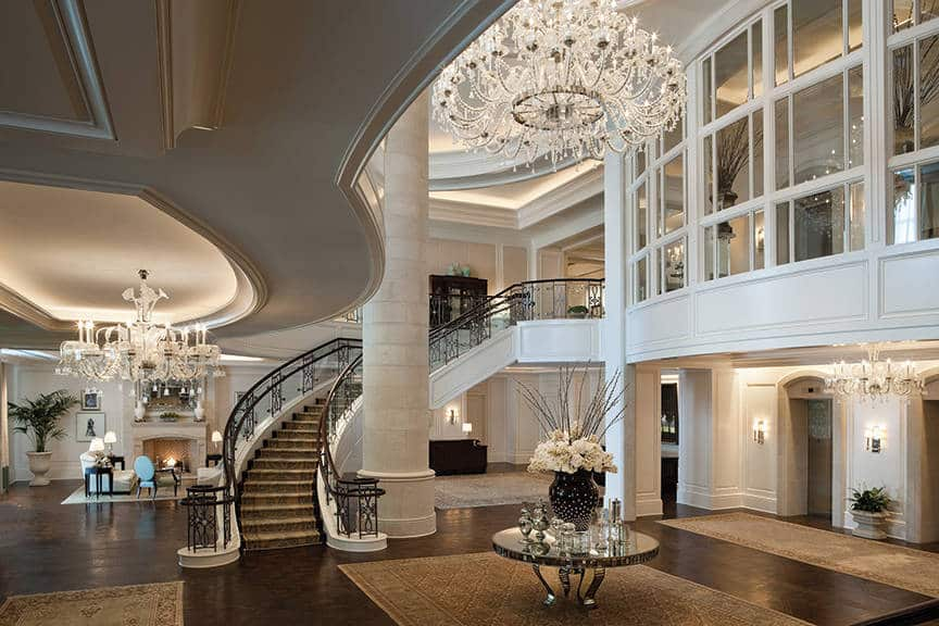 St. Regis Atlanta is one of the 50 Best Hotels in the United States