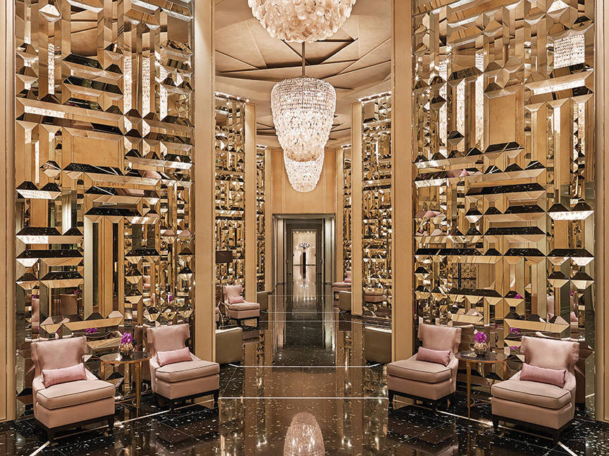 St. Regis Bal Harbour Resort, Miami Beach, FL is one of the 50 Best Hotels in the United States