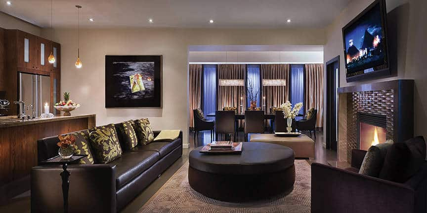 Sunset Marquis hotel in West Hollywood, CA is one of the 50 Best Hotels in the United States