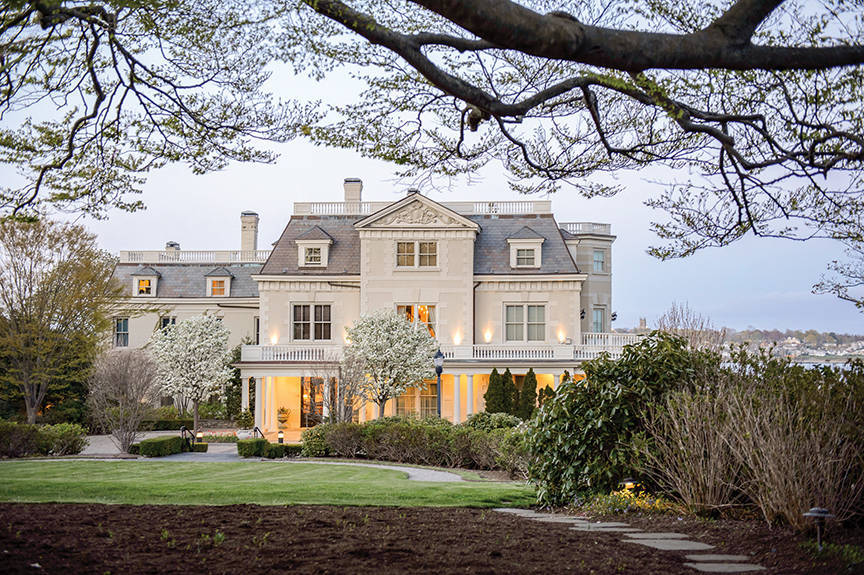The Chanler at Cliff Walk, Newport, RI is one of the 50 Best Hotels in the United States