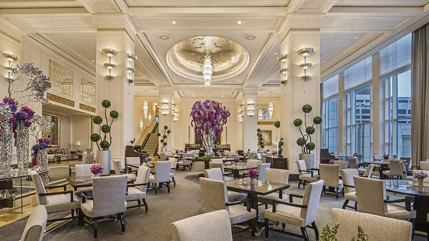 The Peninsula hotel in Chicago is one of the 50 Best Hotels in the United States