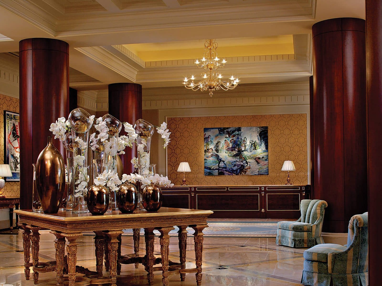 The Ritz-Carlton, Dallas is one of the 50 Best Hotels in the United States
