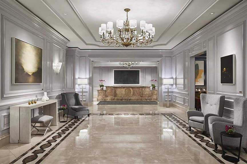 The Ritz-Carlton, Washington DC is one of the 50 Best Hotels in the United States