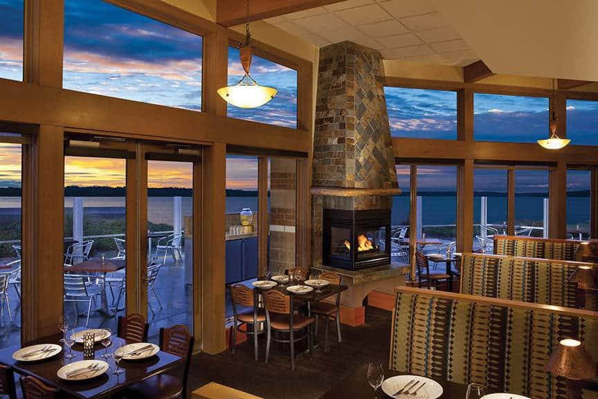 The Woodmark Hotel and Still Spa, Kirkland, WA is one of the 50 Best Hotels in the United States