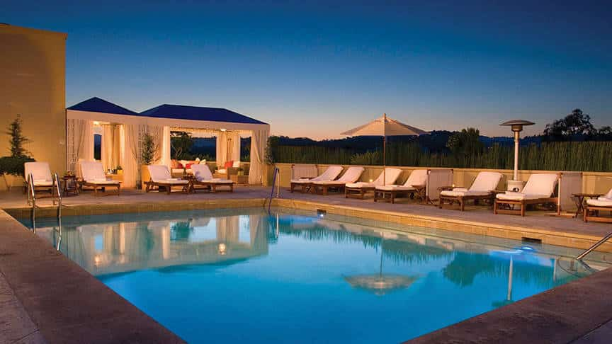 Viceroy L'Ermitage Beverly Hills is one of the 50 Best Hotels in the United States