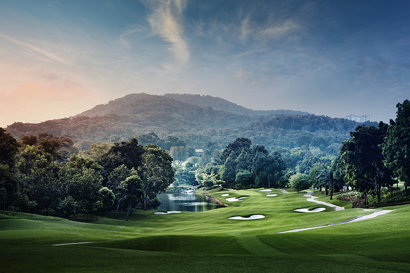 West Course TPC Kuala Lumpur is one of Asia's Most Challenging Golf Course