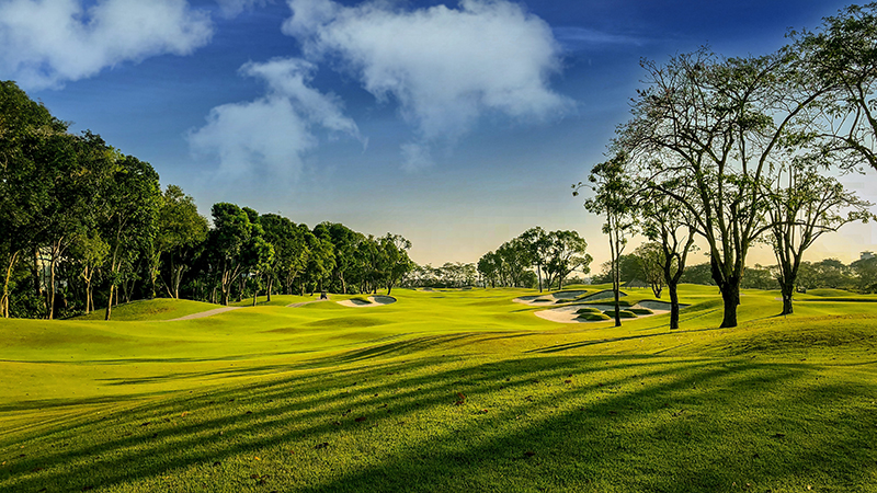Tanah Merah Country Club is one of Asia's Most Challenging Golf Course