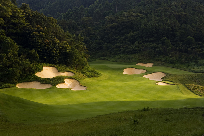 Norman Course Mission Hills China is one of Asia's Most Challenging Golf Course