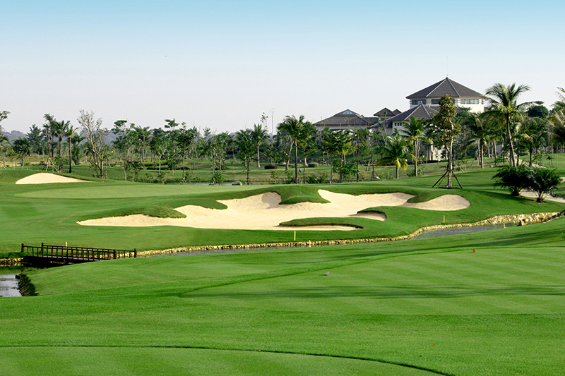 Siem Reap Booyoung Country Club is one of Asia's Most Challenging Golf Course