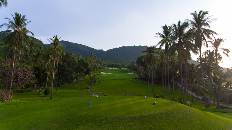 4 Santiburi Samui Country Club is one of Asia's Most Challenging Golf Course