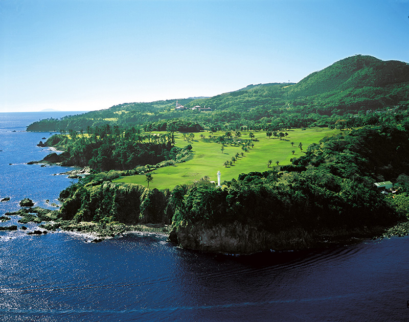 Kawana Hotel Golf Course is one of Asia's Most Challenging Golf Course