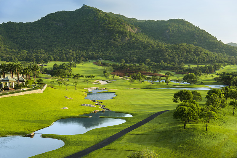 Black Mountain Golf Club is one of Asia's Most Challenging Golf Course