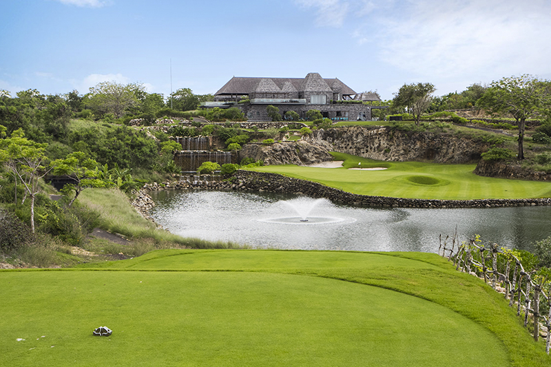 Bukit Pandawa Golf Country Club is one of Asia's Most Challenging Golf Course