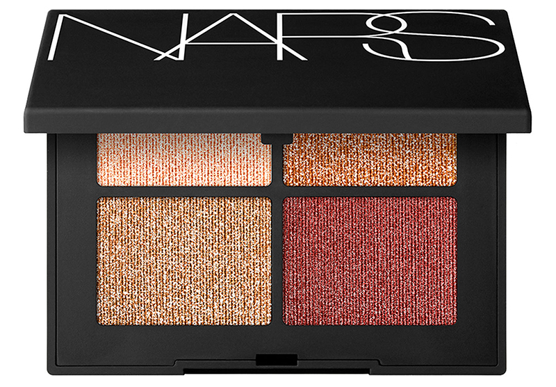 NARS Quad Eyeshadow Palette is considered one of the top French Beauty brand