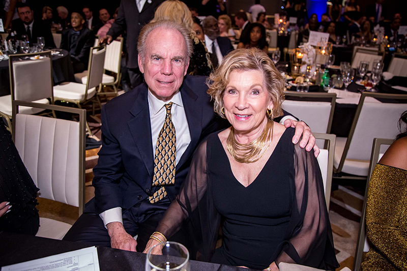 Roger and Marianne Staubach