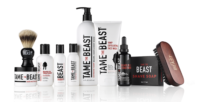 Tame the Beast Groom Set bwr boxer briefs as a Father's Day present
