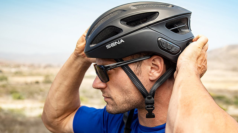Sena R1 Bike Helmet, perfect gift for Father's Day